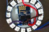 Neopixel, ESP8266 und individuell gestaltete 3d gedruckte Halter