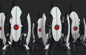 Endwert Blende Turm aus Portal 2