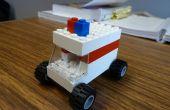 LEGO Instructable - Krankenwagen