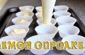 Gewusst wie: Super Easy Lemon Cupcakes machen