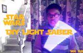 DIY-Star Wars Lichtschwert (zweifarbig)