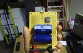 Wiederaufladbare Handheld Kondensator Taschenlampe