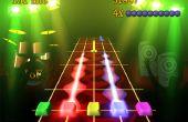 Wie jeder Guitar Hero und Rock Band Song kostenlos spielen.