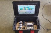 Tragbaren Spielsystem Box: Gebaut für
