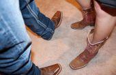 Wie man Blei in zwei Schritten: tanzen Anweisungen