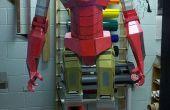 3D in Lebensgröße Ironman