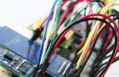 Geo-Daten-Logger: Arduino + GPS + SD + Beschleunigungssensor zur Anmeldung, Zeitstempel und Geo-Tag-Sensor-Daten