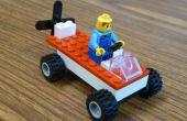 Wie erstelle ich eine süße Lego Propeller Auto!