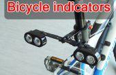 DIY-Akku mit langer Leben Fahrrad Indikatoren