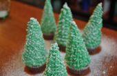 Gewusst wie: Weihnachtsbaum Cupcakes machen