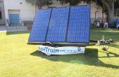 Solar-Panel Rover
