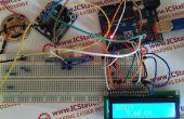 Ultraschall-Distanz-Anzeige ISD1820 Voice Alarmsystem mit Arduino