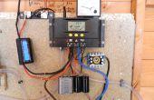 Schnell machen PWM Solar Laderegler in einem Desulfator