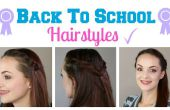 Zurück zu Schule Frisuren