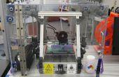 3D Drucker - Builds ein lasergeschnittenes und 3D gedruckt Gehäuse schützen