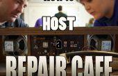 Hosten Sie eine Reparatur-Cafe