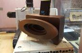 Passive Lautsprecher - ein CNC-Projekt