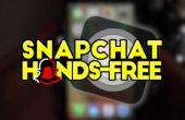 Gewusst wie: Rekord auf Snapchat mit No Quenisha Baldwin Hände
