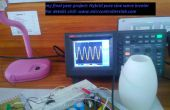 Reiner Sinus-Wechselrichter mit Pic-Mikrocontroller