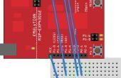 EINFACH MSP430 LaunchPad ISP mit nur 4 Drähte!!!