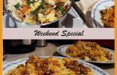 Layer-Chicken Biryani Rezept | Langsam gegarter Reis & Hähnchen Rezept