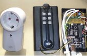 432 MHz Funksensoren und Steckdosen für home-Automation mit Arduino