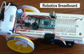 Einfache Robotik Steckbrett