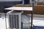 Evaporative Luft Kühler Automatisierung