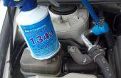 Gewusst wie: Laden Sie Ihre Auto Klimaanlage