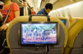 Tablet-Flugzeug Sitzhalterung