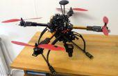 Bauen eine HK X650F Quadcopter für GoPro Stil video und Fotografie