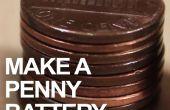 Wie man Batterien von Kleingeld