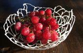 Machen Sie eine Obstschale aus Instamorph