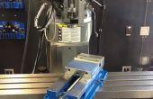 Quadratur einen Schraubstock auf einer Mühle - Maschine wie ein Pro