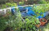 Schnell und einfach, PVC Garten Bewässerungssystem (für unter $70)