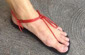Vibram Huarache laufen / Wandern Sandalen