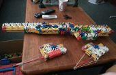 K ' NEX L96A1 Scharfschützengewehr + Neuzugang der Richter