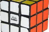 Rubiks Cube leicht gemacht - nie vergessen, wie man den Würfel wieder zu lösen!