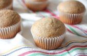 Zimt würzen Muffins
