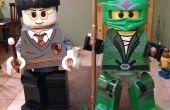 LEGO Harry Potter & grüne Ninjago Jugend Kostüme