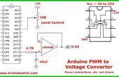 Arduino Impulsbreite Modulation Digital-Analog Wandlung