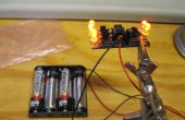 Gewusst wie: ein 5-Kanal-Flamme-weniger LED Kerze Simulator bauen