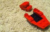 LEGO James Bond Umwandlung Fahrzeug