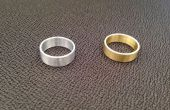 Kundenspezifische Aluminium und Messing Ringe