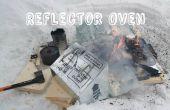Reflektor Ofen für Lagerfeuer