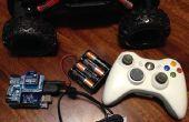 Arduino Xbox RC Auto Hack (Maisto Rock Crawler)