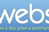 Machen Sie eine kostenlose Website