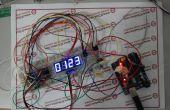 74HC595 digitale LED Anzeige basierend auf Arduino (Quellcode)