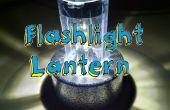 Wandeln Sie Ihre Taschenlampe in einer Laterne!
