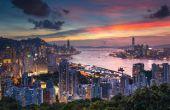 Wie man billig reisen in Hongkong